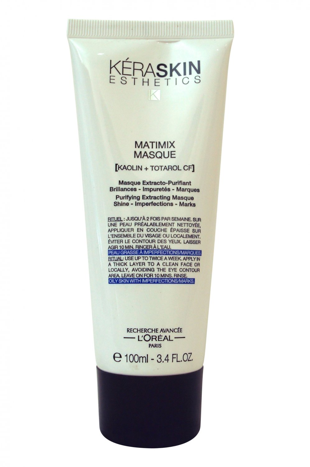 Keraskin Esthetics Matimax Masque Purifying Extracting Masque 100 ml 3.4 oz