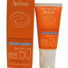 Avene Eau Thermale Solaire High Protect SPF 50 Mixed & Oily Sensitive Skin 50 ml