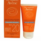 Avene Eau Thermale Solaire Protection SPF 20 Sensitive, Combo Oily Skin 50 ml