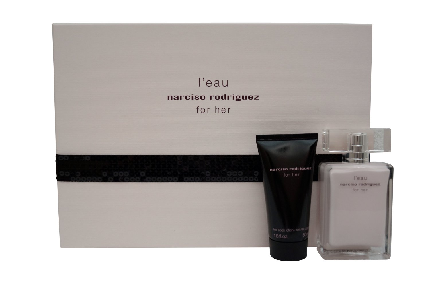 Narciso Rodriguez Gift Set Narciso Rodriguez L'eau For Her, 1.6 oz.