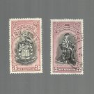 SAINT ST LUCIA UNIVERSITY COLLEGE OF THE WEST INDIES STAMPS 1951