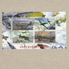 MALAWI RAF HURRICANE LUFTWAFFE MESSERSCHMITT FOUR STAMPS MINISHEET 2010
