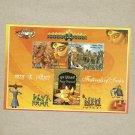 INDIA FESTIVALS OF INDIA STAMP MINISHEET 2008
