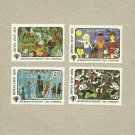 RUSSIA SOVIET UNION CCCP UNICEF YEAR OF THE CHILD STAMPS 1979