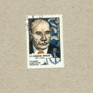 RUSSIA SOVIET UNION 100th ANNIVERSARY BIRTH ALEKSEY NOVIKOV-PRIBOI SOVIET WRITER STAMP 1977