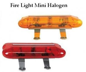 Fire Light Mini Halogen