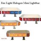 Fire Light Halogen Mini Lightbar