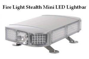 Fire Light Stealth Mini LED Lightbar