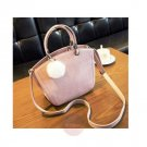 Artsivaris Vintage Women Suede Leather Messenger Casual Winter Shoulder Bag