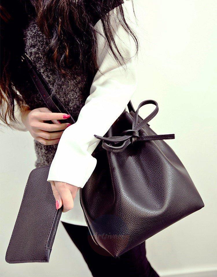 Artsivaris Women Vintage Tassel Messenger Shoulder Bag Travel Casual Satchel