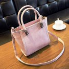 Artsivaris NEW Women Leather Tote Messenger Shoulder Bag Medium Travel Purse