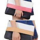 Artsivaris Women Leather Handbag Casual Stylish Clutch Tablet iPad Sleeve Case