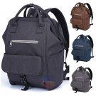 "Women Waterproof Oxford 12"" Laptop Backpack Travel Handbag College School Bag"