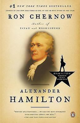 Alexander Hamilton Ron Chernow (Paperback) March 29th 2015, NEW SHIP WORLDWIDE