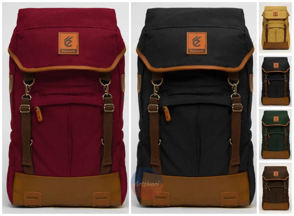 """Stylish 15"""" Laptop Water Resistant Backpack Multicolor Travel Outdoor School Bag"""
