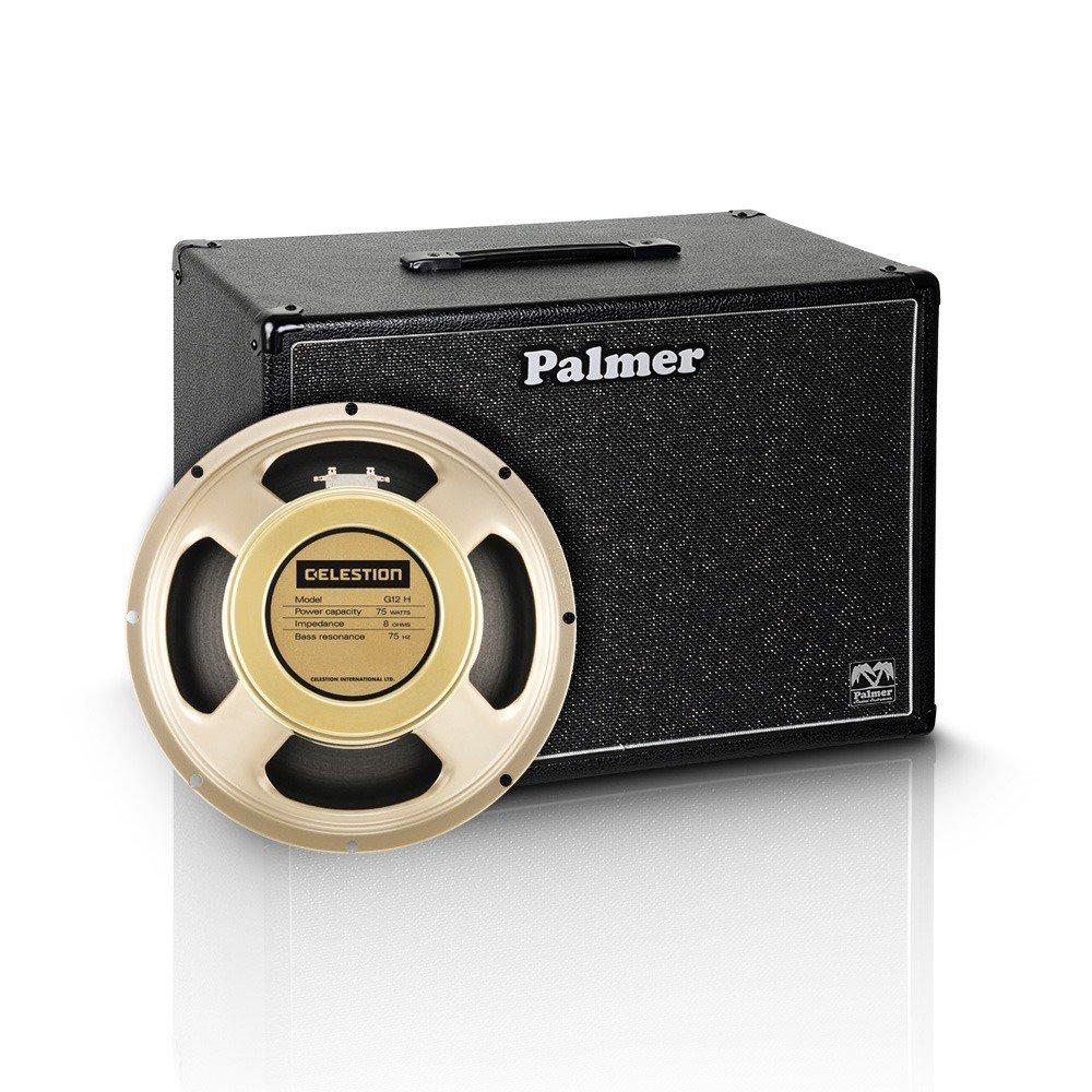 PALMER CAB 112 CRM CELESTION G12H-75 Creamback, 12-Inch 75W 8ohm guitar speaker