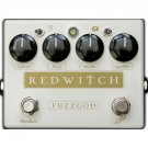 RED WITCH FUZZ GOD II DISTORTION EFFECTS PEDAL