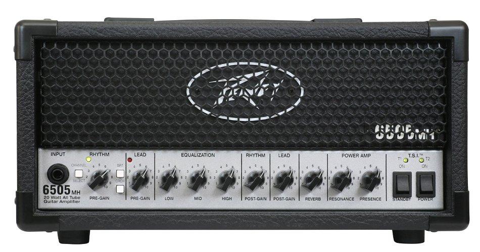 Peavey 6505+ Mini Head 20W Tube Guitar Amplifier Head
