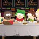 SOUTH PARK - MINI TV SHOW DOOR POSTER (THE LAST SUPPER)