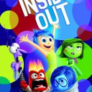 INSIDE OUT DISNEY poster