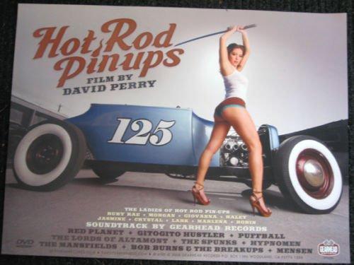 Hot Rod Pinups