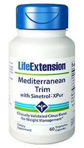 Life Extension Mediterranean Trim with Sinetrol�-XPur 60 Caps