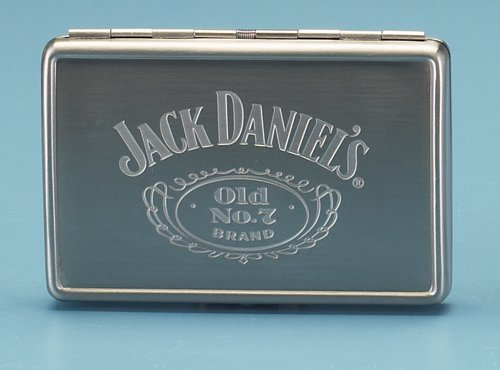 JACK DANIEL'S 0.7MM GAUGE CARRY CASE