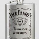 JACK DANIEL'S 3.3 OUNCE FLASK