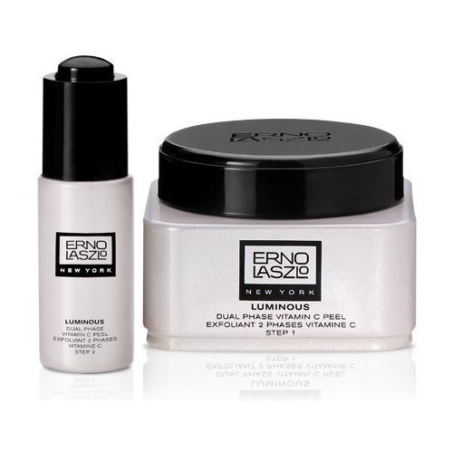 Erno Laszlo Luminous Dual Phase Vitamin C Peel & Exfoliate (2-phases)