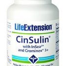 Life Extension CinSulin w/ InSea2 & Crominex 3+, 90 veg caps