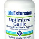 Life Extension - Optimized Garlic - 200 Vcaps