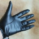 New Men's 100% Genuine Sheepskin Police Tactical Gloves/Driving Gloves CA