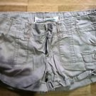 Women's Hollister Short shorts tan Juniors size 3