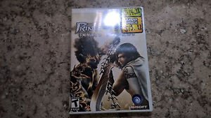 Scratch-Free Disc Prince of Persia: Rival Swords (Nintendo Wii, 2007)