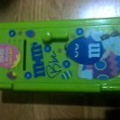 M&M Collectable Plastic Locker Blue M & M Green Easter Locker
