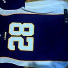 Adrian Peterson #28 Purple Jersey Nike Minnesota Vikings NFL Game Jersey XL Men