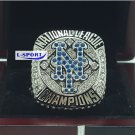 2015 -2016New York Mets NLCS world series Championship Ring copper solid back 8-14 size
