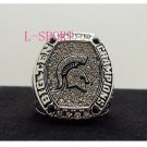 2015 -2016 Michigan State Spartans BLG Championship Ring 7-15S copper solid