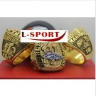 2015 2016 Denver Broncos NFL Super Bowl Championship Copper Ring 8-14Size