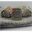 2015 2016 Denver broncos NFL super bowl champion copper ring 8-14 size MVP manning the best fan gift