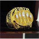 1994 San Francisco 49ers super bowl Championship Ring 11 Size high quality in stock for sale .