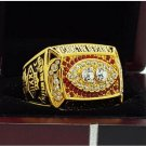 1987 Washington Redskins super bowl Championship Ring 11 Size high quality in stock for sale .