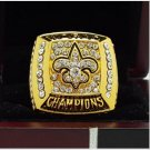 2009 New Orleans Saints super bowl Championship Ring 11 Size high quality in stock for sale