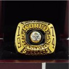 1974 Pittsburgh Steelers super bowl Championship Ring 11 Size high quality in stock for sale .