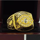 1981 San Francisco 49ers super bowl Championship Ring 11 Size high quality in stock for sale .