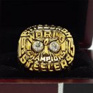 1975 Pittsburgh Steelers super bowl Championship Ring 11 Size high quality in stock for sale