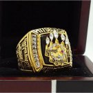 2005 Pittsburgh Steelers super bowl Championship Ring 11 Size high quality in stock for sale .