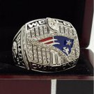 2001 New England Patriots super bowl Championship Ring 11 Size high quality in stock for sale .