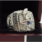 2003 New England Patriots super bowl Championship Ring 11 Size high quality in stock for sale .