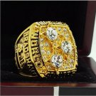1978 Pittsburgh Steelers super bowl Championship Ring 11 Size high quality in stock for sale .